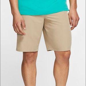 Nike Flex Dri-Fit Golf Shorts, Khaki, 40